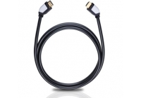 HDMI кабель Oehlbach Shape Magic 220 High-Speed with Ethernet, 4K, 3D, ARC (2,2 m) (42462)