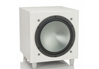 Сабвуфер Monitor Audio Bronze W10 white ash
