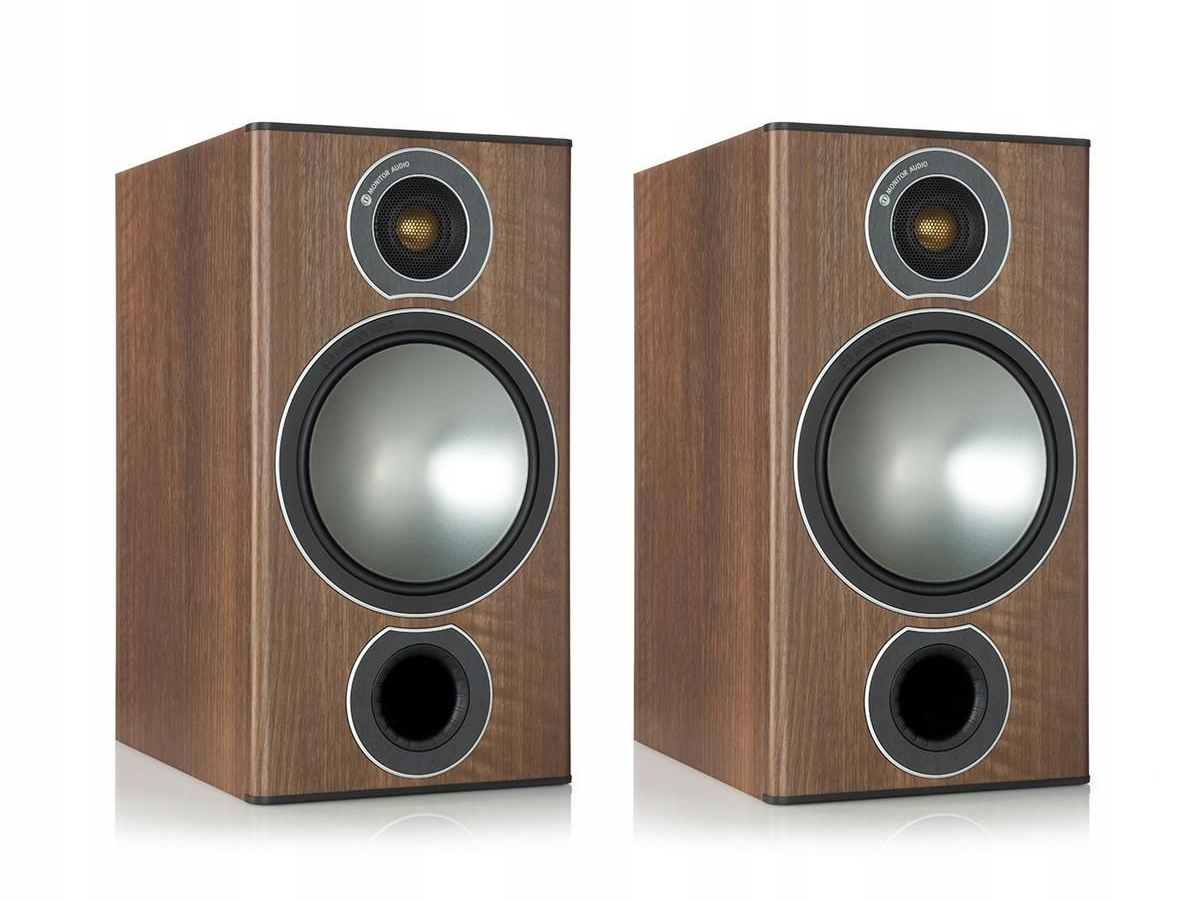 Полочная АС Monitor Audio Bronze 2 Walnut
