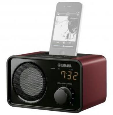Док-станция для iPod/iPhone Yamaha PDX-13 DARK RED
